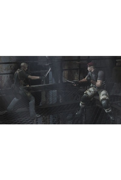 Resident Evil 4 HD PS4 Oyun