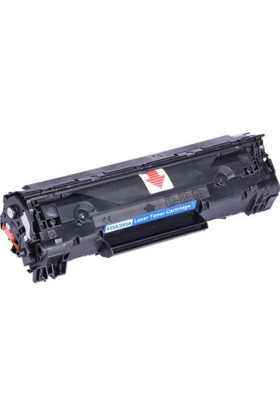 Ppt HP CB435/CB436/CE285A - CANON 725/712 Muadil Toner Siyah 2000 Sayfa