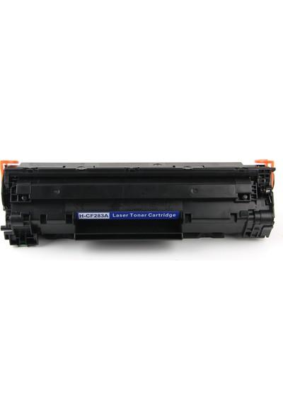 Ppt HP LASERJET PRO M125A Muadil Toner (83A) Siyah 1500 Sayfa