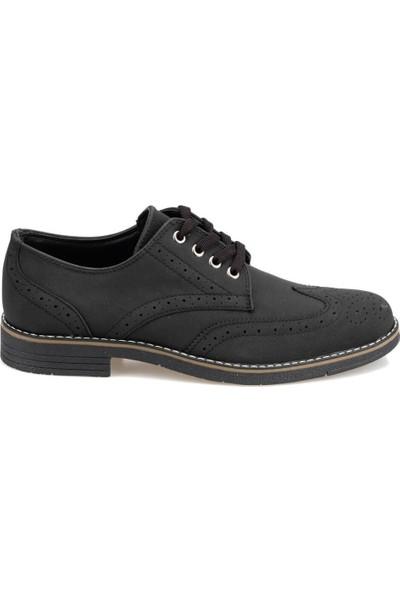 Polaris 92.356133.M Siyah Erkek Ayakkabı