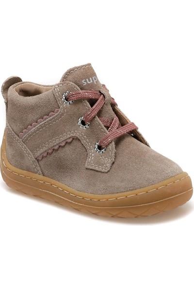 Superfit 5-09332-40 Bej Kız Çocuk Ayakkabı