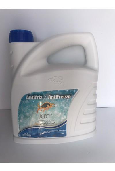 Just Antifriz Mavi -52 Derece 3 Litre 2019 Üretim