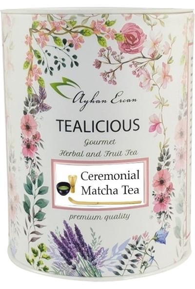 Tealıcıous Ceremonial Matcha Tea 30 gr