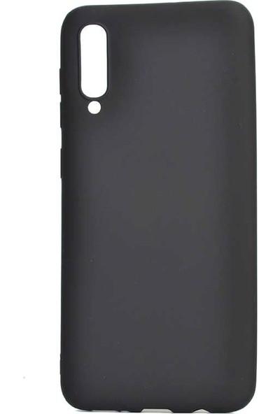Tbkcase Meizu 16XS Kılıf Lüks Silikon + Nano Ekran Koruyucu Siyah
