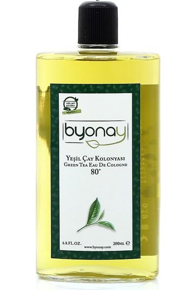 Byonay Yeşil Çay Kolonyası 200 ml