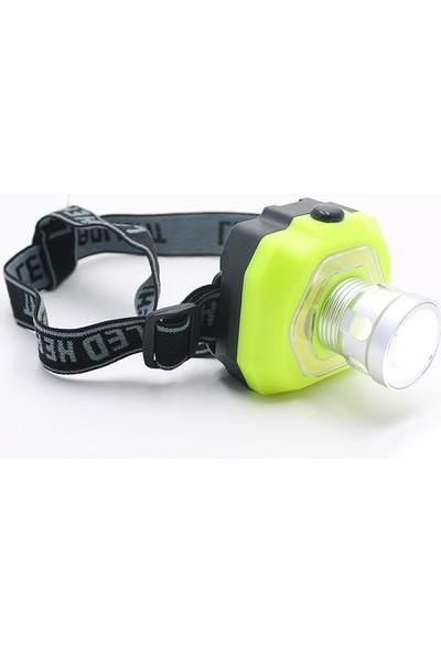Headlamp Zoomlu Kafa Lambası NF-T831