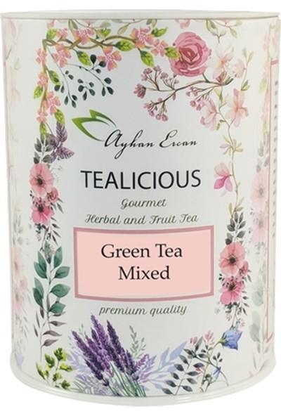 Tealıcıous green Tea Mixed 70 gr