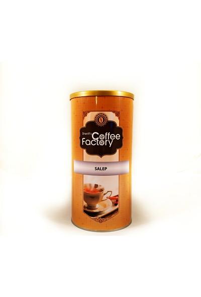 Coffee Factory Salep Tozu 1000GR.