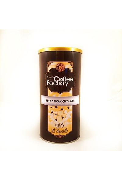Coffee Factory Beyaz Sıcak Çikolata Toz 1000GR.