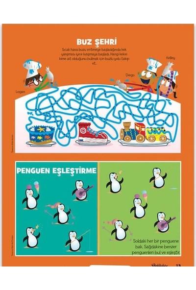 Dikkat Atölyesi Highlights Puzzlemania Favori Puzzle 4'lü Set
