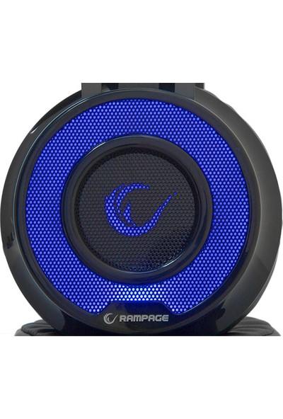 Rampage SN-RX2 AVAZZ Siyah Oyuncu Mikrofonlu Oyuncu Kulaklığı