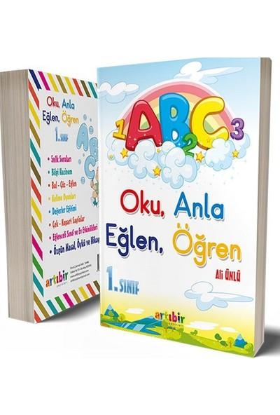 Artıbir Yayınları Oku, Anla, Eğlen, Öğren 1. Sınıf