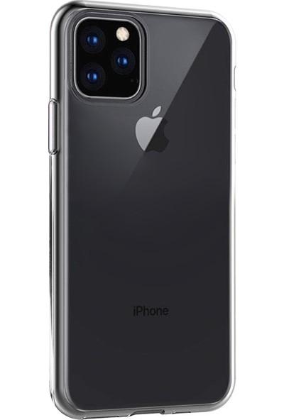 Microsonic Apple iPhone 11 Pro Kılıf Transparent Soft Şeffaf