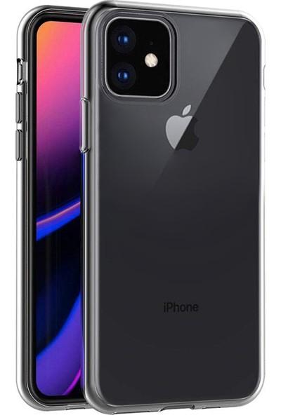 Microsonic Apple iPhone 11 Kılıf Transparent Soft Şeffaf
