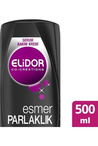 Elidor Esmer Parlaklık Serum Bakım Kremi 500 ML
