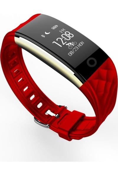 Wristband Akıllı Bileklik - Kırmızı