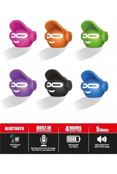 iDance Beat Dude Mini Siyah Bluetooth Hoparlör
