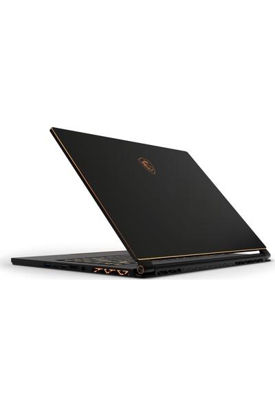 "MSI GS65 Stealth 9SF-1443XTR Intel Core i7 9750H 32GB 512GB SSD RTX2070 Freedos 15.6"" FHD Taşınabilir Bilgisayar"