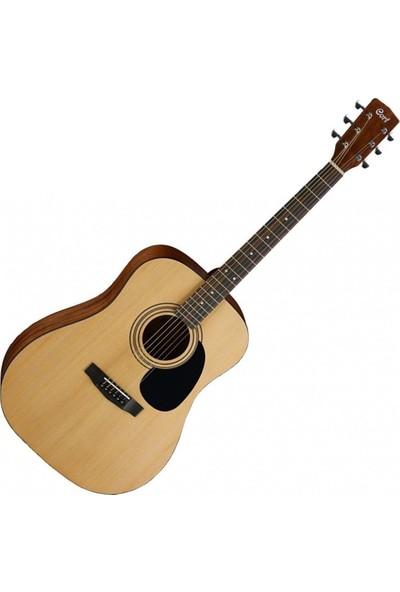 Cort Ad810Op Akustik Gitar (Kılıf Hediyeli)