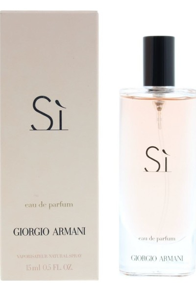 Giorgio Armani Si Edp Kadın Parfümü 15 ml