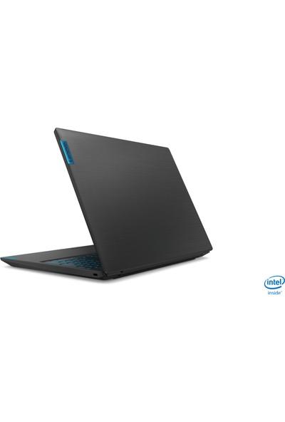 "Lenovo IdeaPad L340 Intel Core i7 9750H 16GB 512GB SSD GTX1650 Freedos 15.6"" FHD Taşınabilir Bilgisayar 81LK003KTXS"