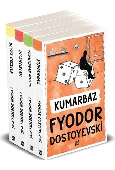 Dostoyevski 4'Lü Set - Fyodor Dostoyevski