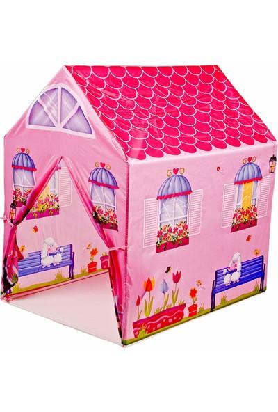 I Play Kızımın İlk Evi Rüya Evi Kız Çocuk Oyun Çadırı