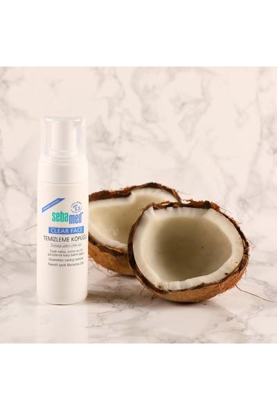 Sebamed Clear Face Antibakteriyel Temizleme Köpüğü 50 ml