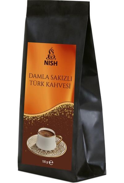Nish Damla Sakızlı Türk Kahvesi 3 x 100 gr