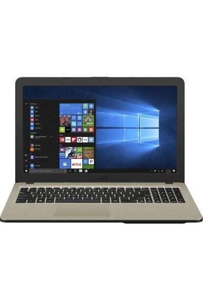 "Asus X540UA-GO1397S Intel Core i3 7020U 4GB 240GB SSD Freedos 15.6"" Taşınabilir Bilgisayar"
