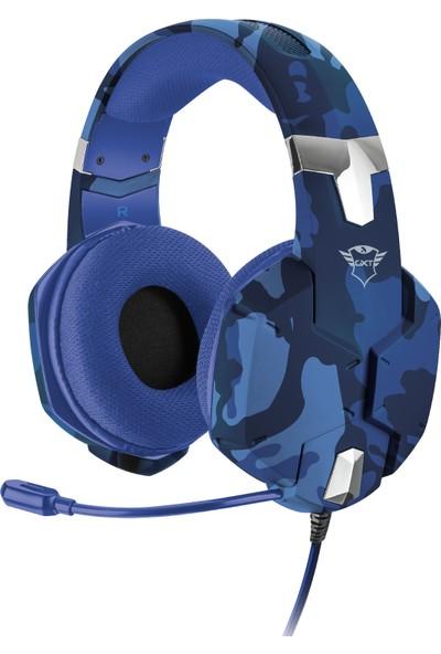 Trust 23249 Gxt 322B Gaming Kulaklık - Mavi