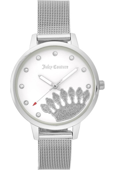 Juicy Couture JC-1124WTSV Kadın Kol Saati