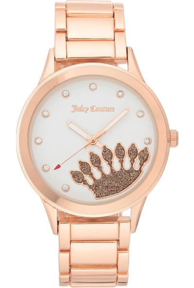 Juicy Couture JC-1126WTRG Kadın Kol Saati