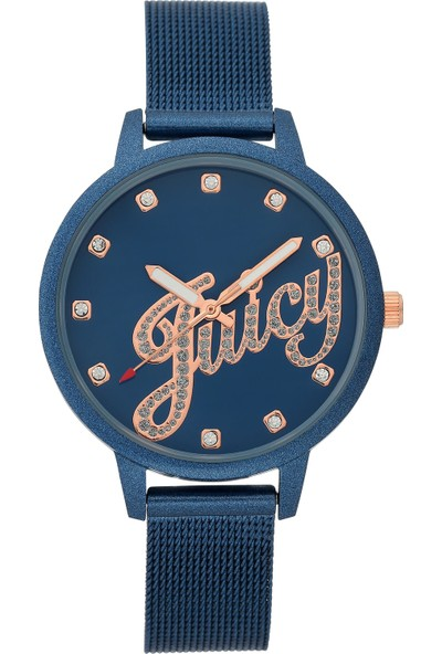 Juicy Couture JC-1122BLBL Kadın Kol Saati