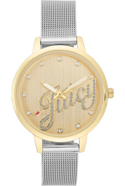 Juicy Couture JC-1122CHTT Kadın Kol Saati