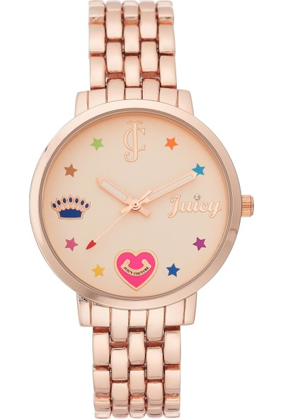 Juicy Couture JC-1108RGRG Kadın Kol Saati