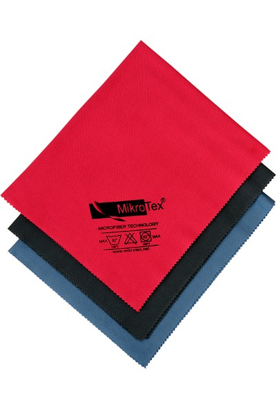 Mikrotex Cam Bezi 50x40 cm 36 gr Kırmızı Kırmızı