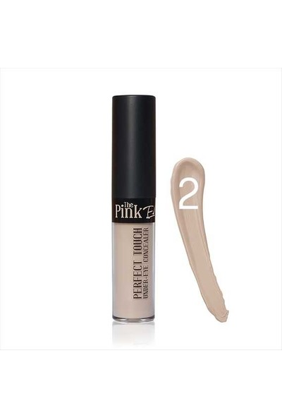 The Pink Ellys High Coverage Liquid Concealer 02