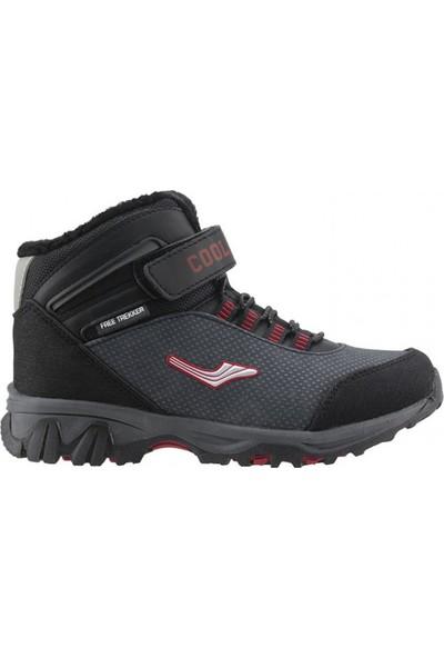 Ayakland Cool 503 Termal Astar Erkek Çocuk Bot Ayakkabı Lacivert