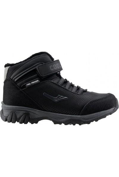 Ayakland Cool 503 Termal Astar Erkek Çocuk Bot Ayakkabı Siyah