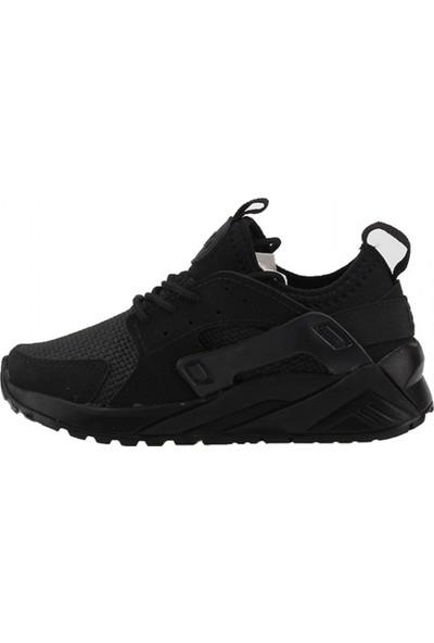 Lig Yıldız 80 Günlük Kız/ Erkek Çocuk Spor Ayakkabı Siyah