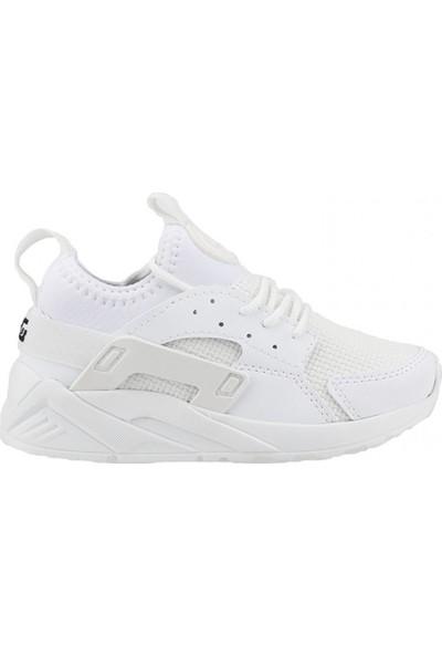 Lig Yıldız 80 Günlük Kız/ Erkek Çocuk Spor Ayakkabı Beyaz