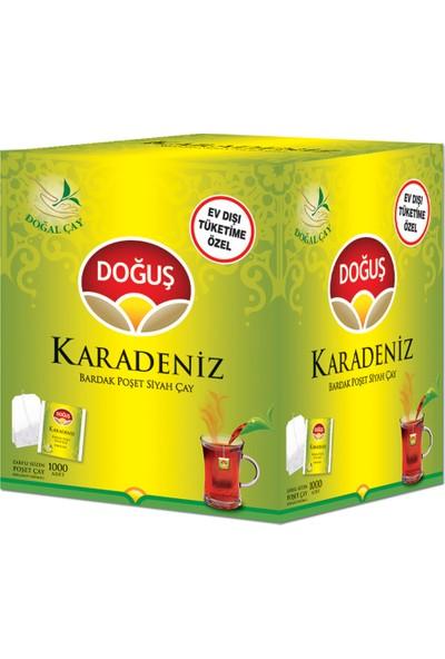 Doğuş Karadeniz Bardak Poşet Çay 1000'li