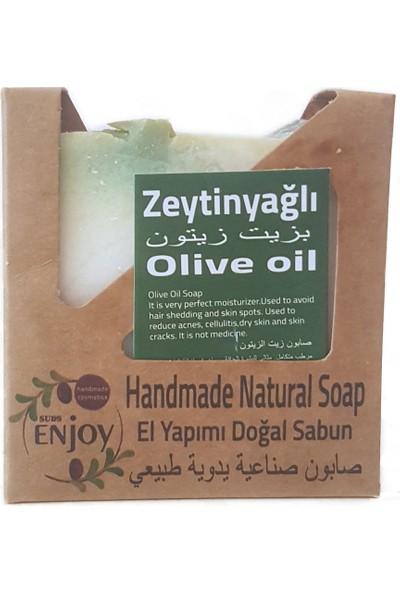 Suds Enjoy El Yapımı Sabun - Zeytinyağı