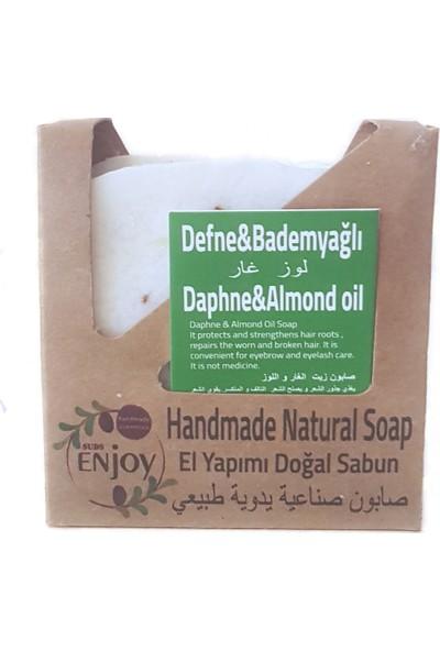 Suds Enjoy El Yapımı Sabun - Defne & Bademyağı