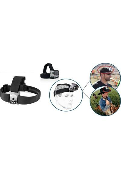 Aksiyon Butik Aksiyon Kamera - Kafa Bandı Head Strap - Aksiyonbutik
