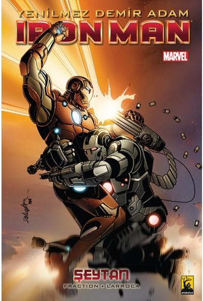 Yenilmez Demir Adam Iron Man Cilt 9 Şeytan