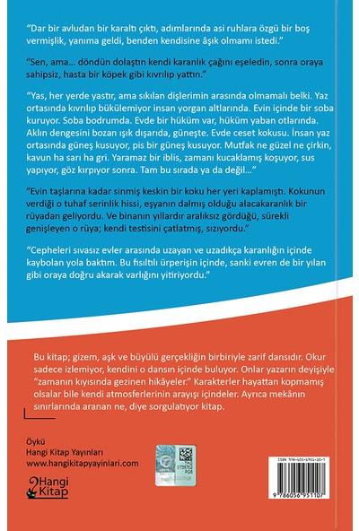 Sesiyle Gelen Murat Dai Öykü Kitabı (İmzalı)