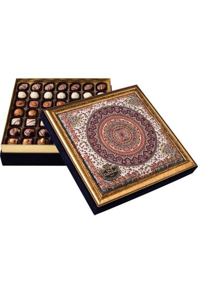 Şekerci Cafer Erol Osmanlı Figür 33 x 33 x 8 cm