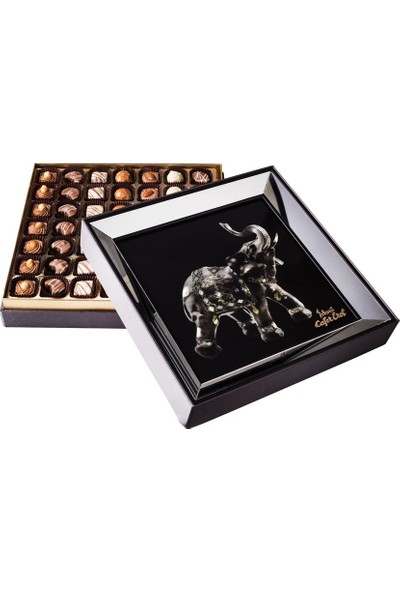 Şekerci Cafer Erol Fil Hediyelik Çikolata